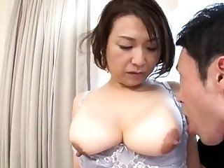 Young asian big nipples