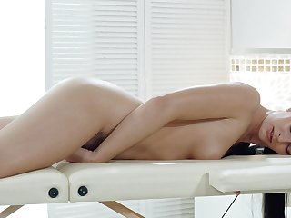 Massive inches of dick to serve the cock riding masseuse