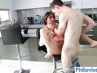 PATRICK DELPHIA-Oops, I fucked transmitted to sexy lil maid Ojito Brujos