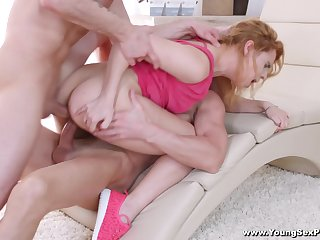 big booty wife loves the surprise say no to hubby prepared