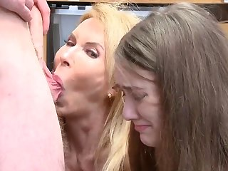 Mom caught sucking dick greatest time Suspects grandmother