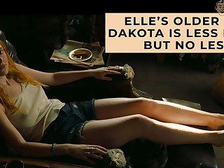 Nude Dakota Fanning compilation blear